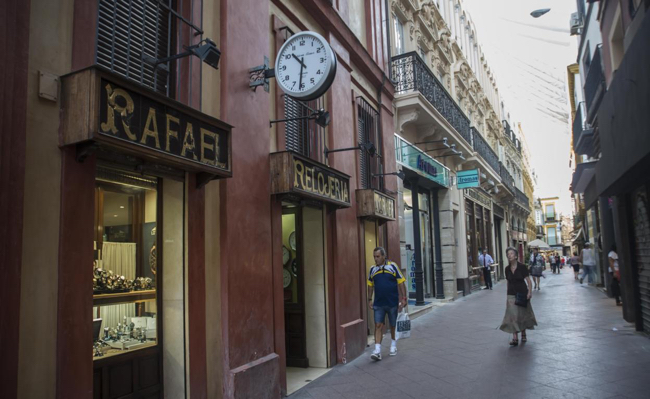 Sevilla winkelen