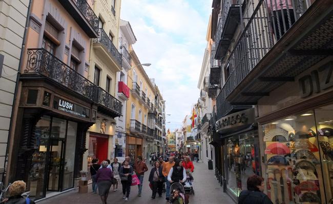 Winkelen in Sevilla