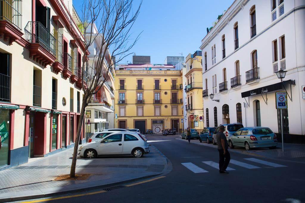 Wijken Sevilla