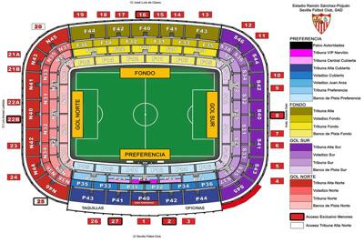 Tickets Sevilla